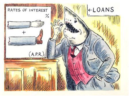 Loan Sharking Seems To Have Legitimised Itself In The Form Of Payday Loans Loan Interest Rates Payday Loans Loan Shark