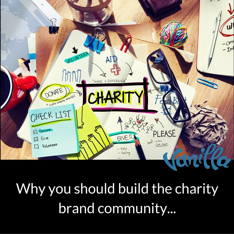 Building online communities can translate to more funds