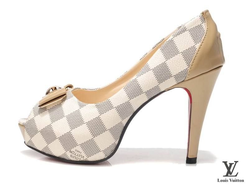 cheap louis vuitton high heels dress shoes for women in