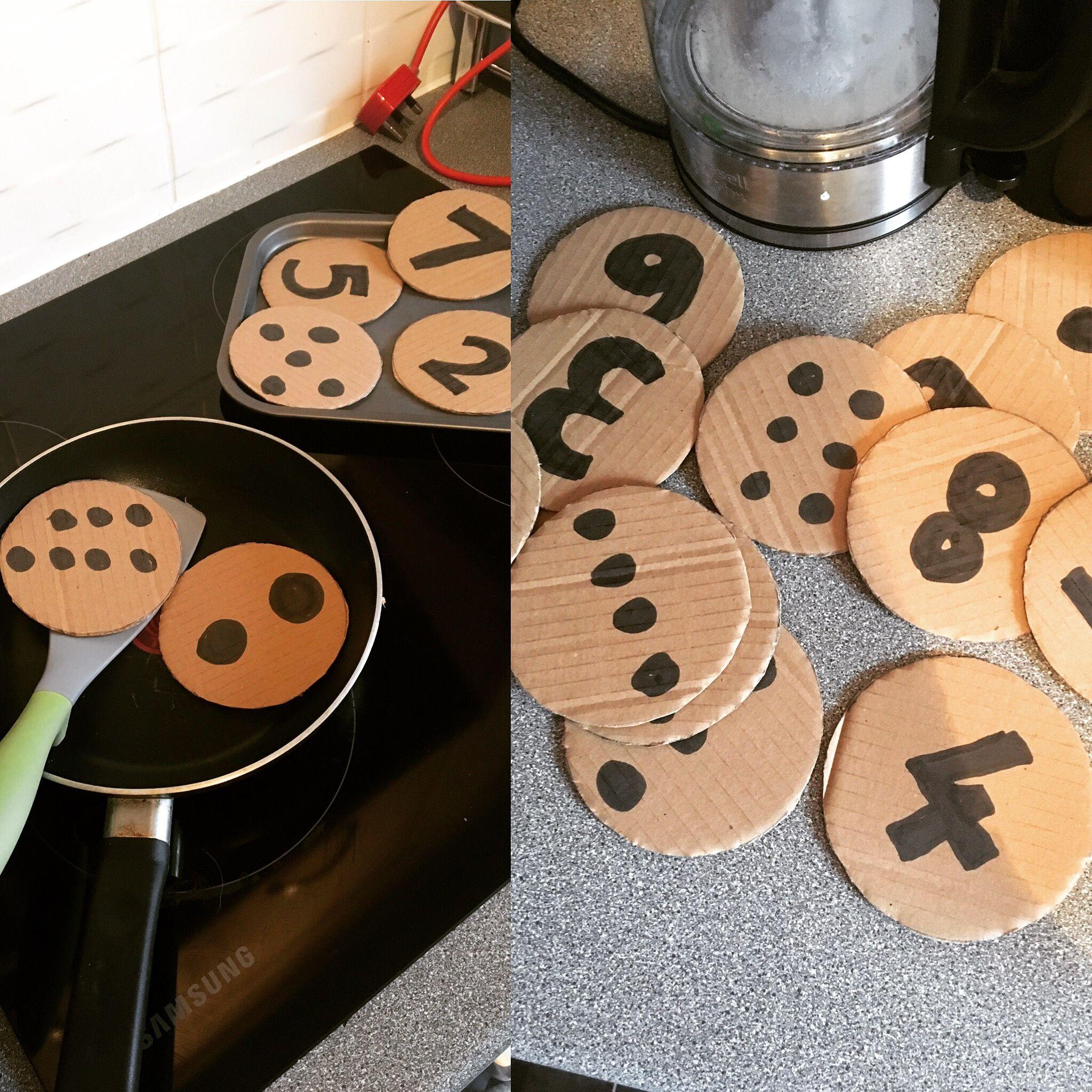 Pancake Day Shrove Tuesday Number Talks Nursery Preschool