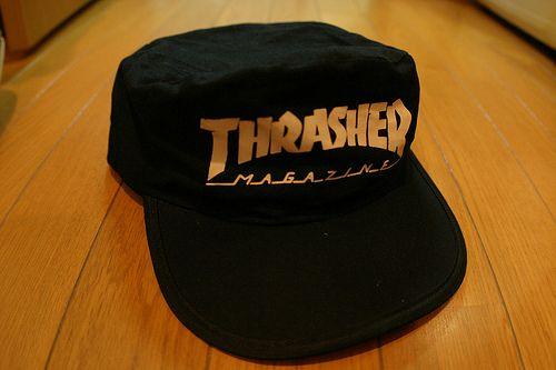 Thrasher Painters Cap (80 s)  cabe8bb70ab