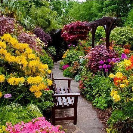 Found Thus Gorg Space On Facebook Beautiful Gardens Garden Design Gorgeous Gardens