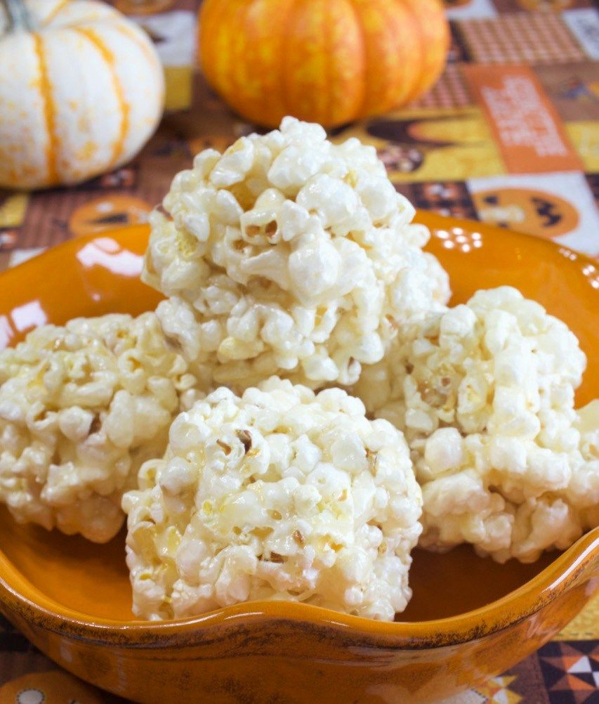 Old Fashioned Popcorn Balls - My Country Table