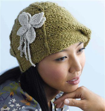 Free Quick Knitting Hat Patterns Slouch Hat Knit Pattern Free