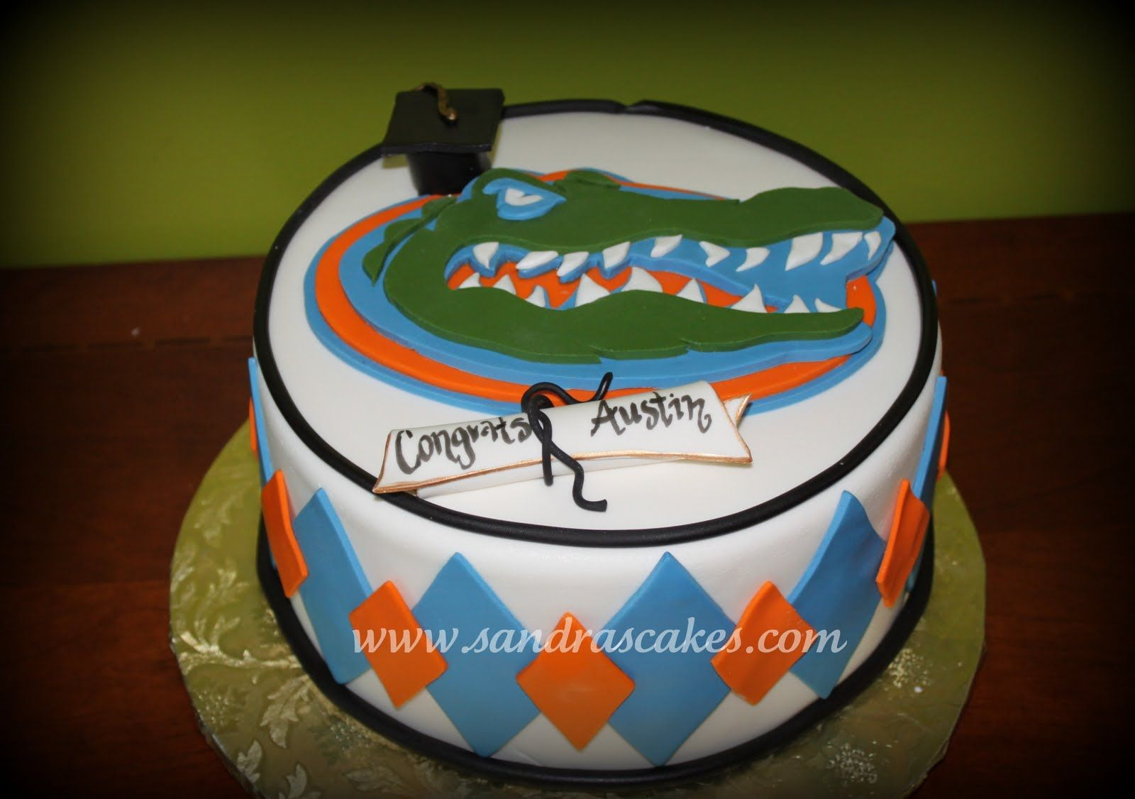 Florida Gators Birthday Cake Google Search 11 Cake Ideas