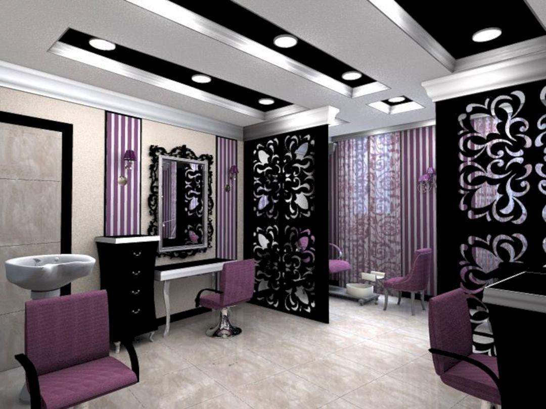 Astounding 46 Best Home Salon Decor Ideas For Private Salon On