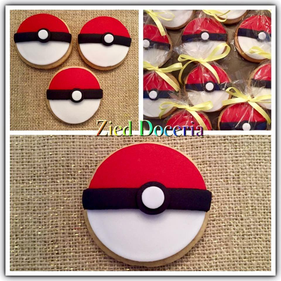 Biscoito Pokemon