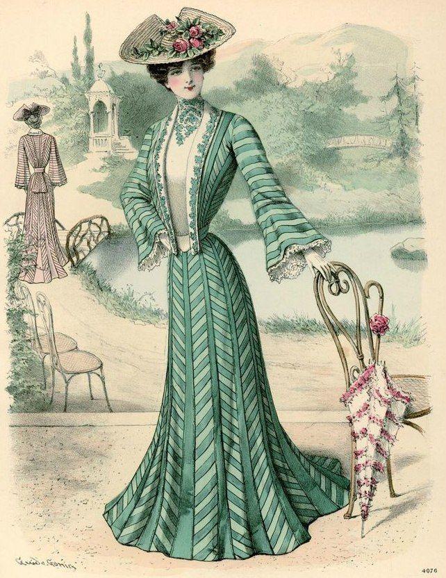 всегда история женского платья в картинках отличие серии