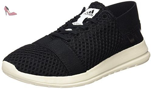 best website 04141 cf81b Adidas Element Refine 3 W - cblack cblack cwhite, 7.5  Amazon.fr  Sports et  Loisirs