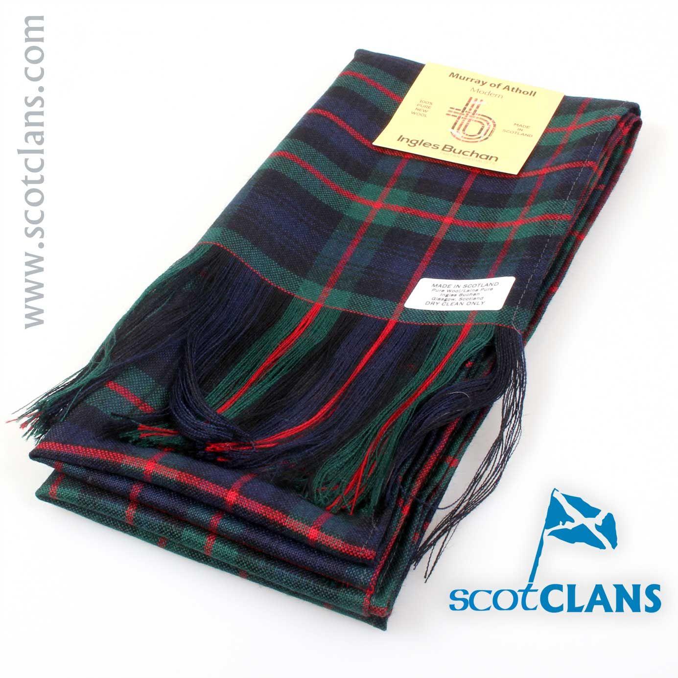 cff38bfec4cb Murray Modern Tartan Sash. Free Worldwide Shipping Available | Clan ...