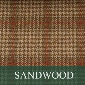 Hunter's Tweed Carrol Sandwood Tweed