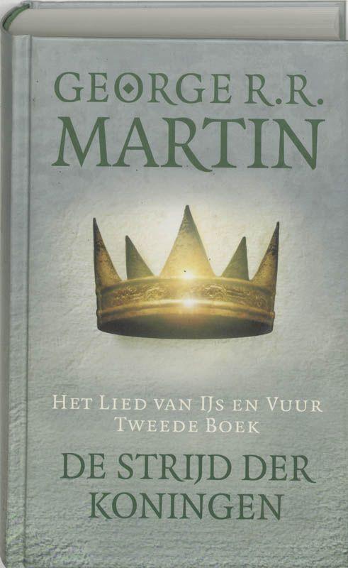 De televisieserie Game of Thrones is gebaseerd op de boeken van George R.R. Martins Het Lied van IJs en Vuur, waarvan wereldwijd inmiddels 15 miljoen exemplaren werden verkocht. In het tweede seizoen van de televisieserie is een glansrol weggelegd voor Carice van Houten als Melisandre, de adviseur van Stannis Baratheon.