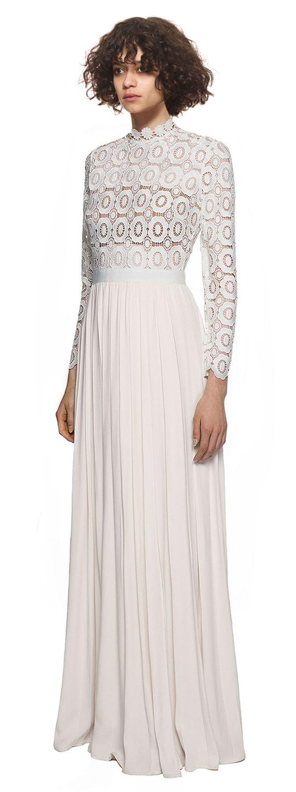 Floral maxi dress wedding  Pin by Jensen Van Meter on Wedding Dresses   Pinterest