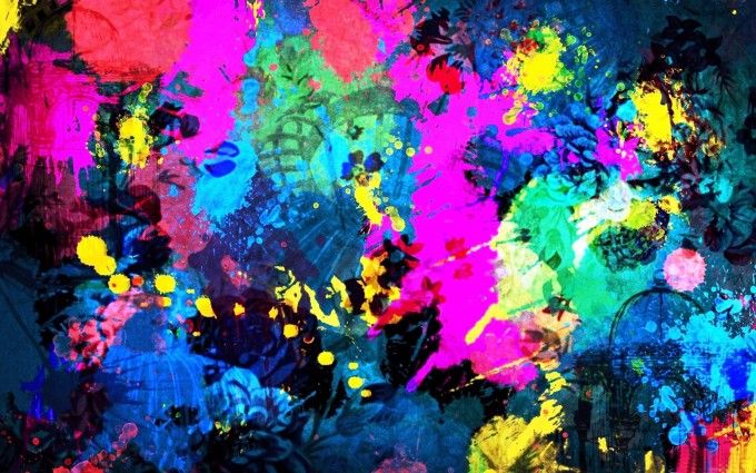 Color Art Abstract 4k Wallpaper Abstract Art Wallpaper Painting Wallpaper Colorful Abstract Art