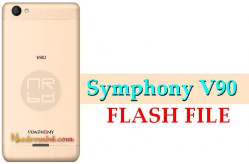 Symphony V90 Flash File Without Password | Smartphone