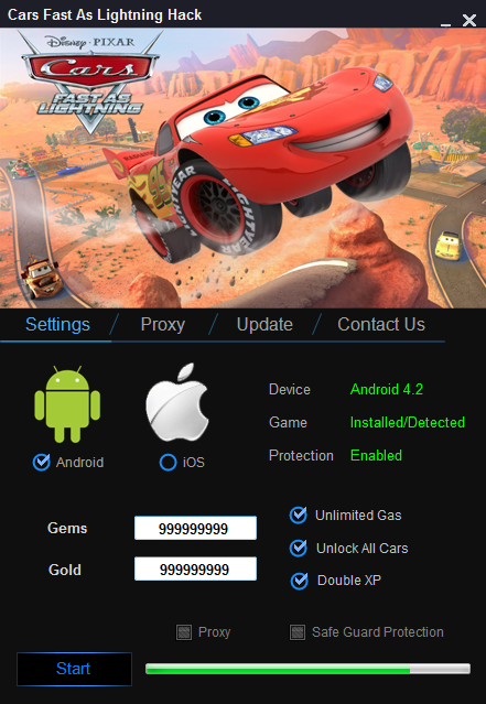 Cars Fast As Lightning Hack (Android/iOS) | Eternity Warriors 3 Hack