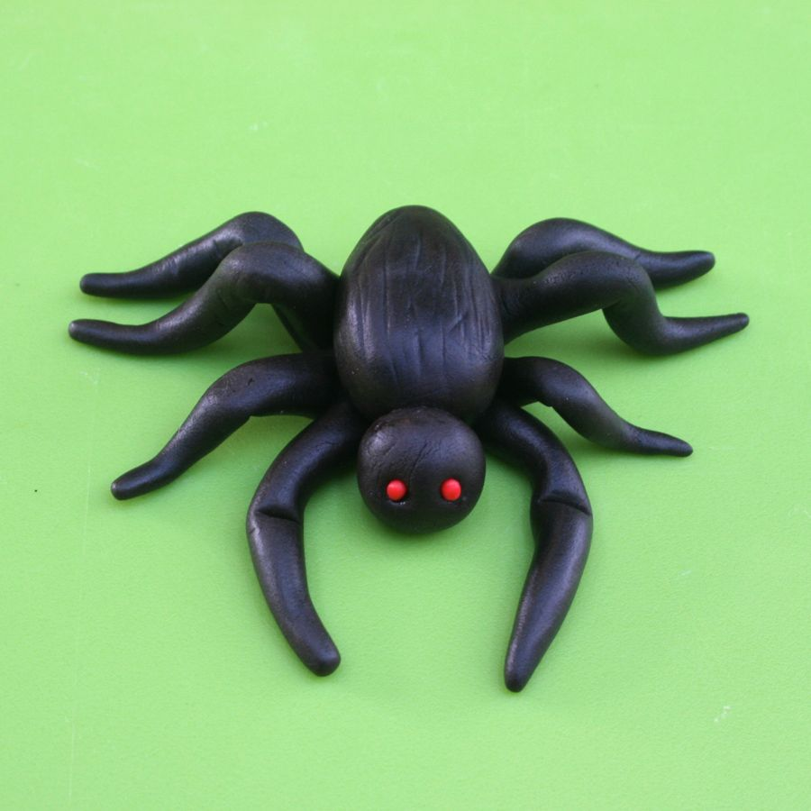 Fondant Spider Tutorial | Spiderman cake, Halloween cake ...