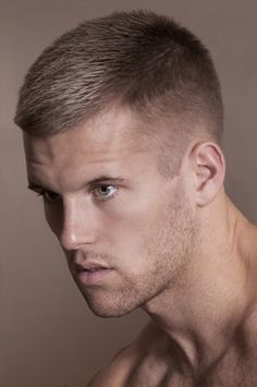 Hairstyles For Short Hair Men Stunning White Man Fade Haircut …  Hair  P…