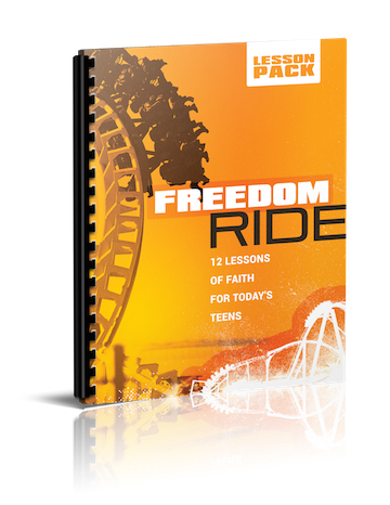 Freedom Ride | Youth Group | Teen bible lessons, Youth