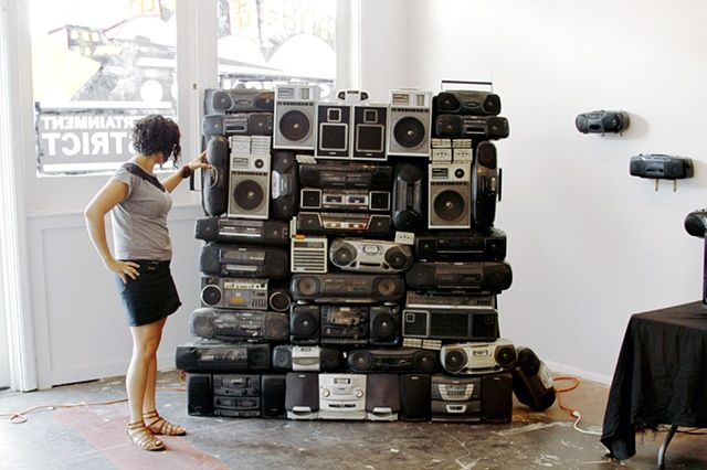 """Got The Power"", a Community Boombox project by Bayete Ross Smith"