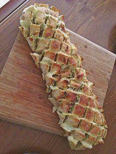 Knoblauch-Käse-Ciabatta von Ernteko