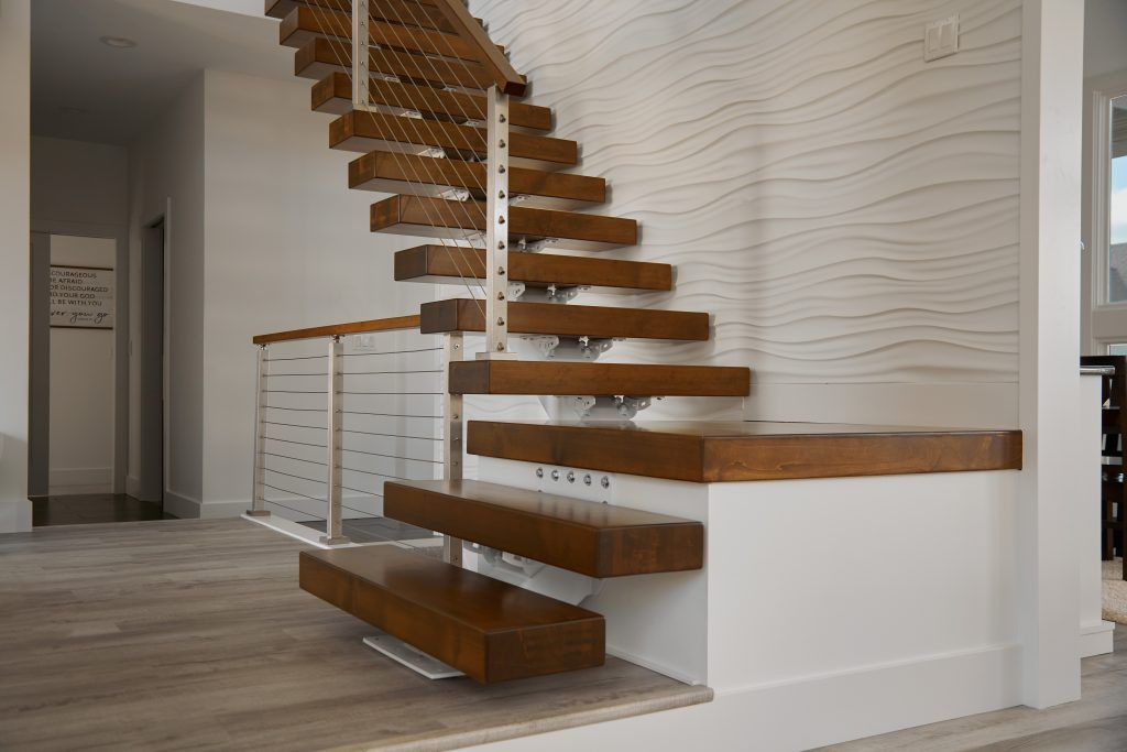 Best How Much Do Floating Stairs Cost With Images Floating 400 x 300