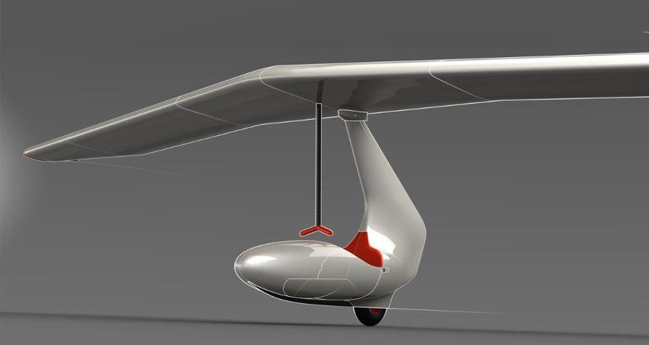 Delta | Minimal Experimental | Gliders, Airplane, Wings