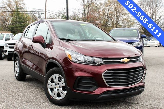 New 2017 Chevrolet Trax, From Montgomery Chevrolet In Louisville, KY, Call  For More Information.