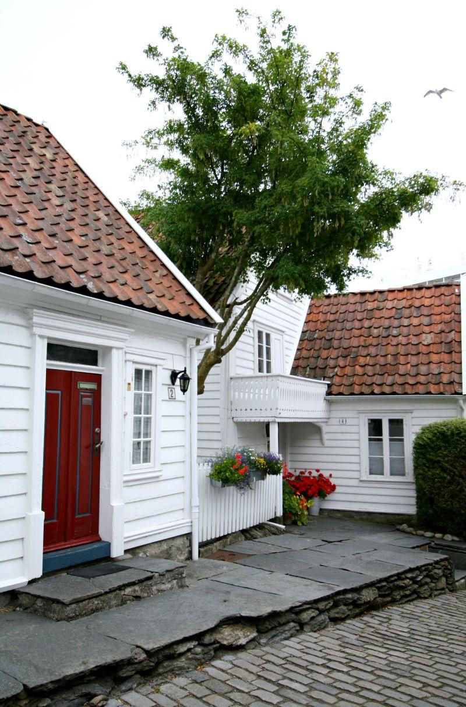 Casas De Madera Blancas