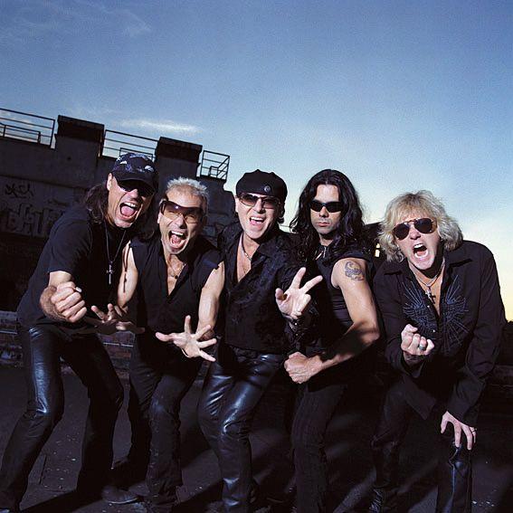 Grupo Scorpions Buscar Con Google Com Imagens Musica Bandas
