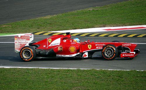 Italian Grand Prix 2013 - Free Practice 1 (Friday)
