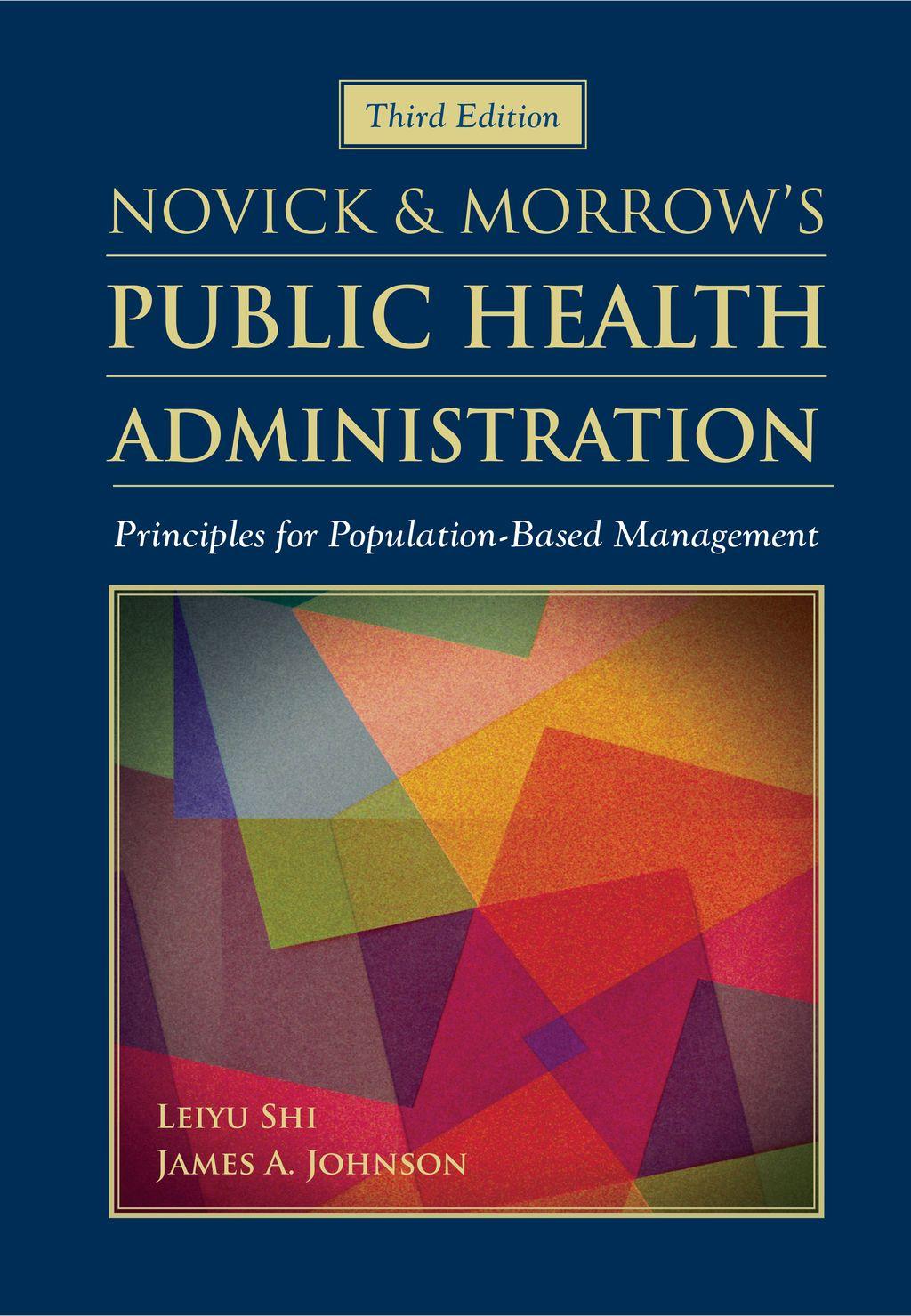 Novick & Morrow's Public Health Administration (eBook