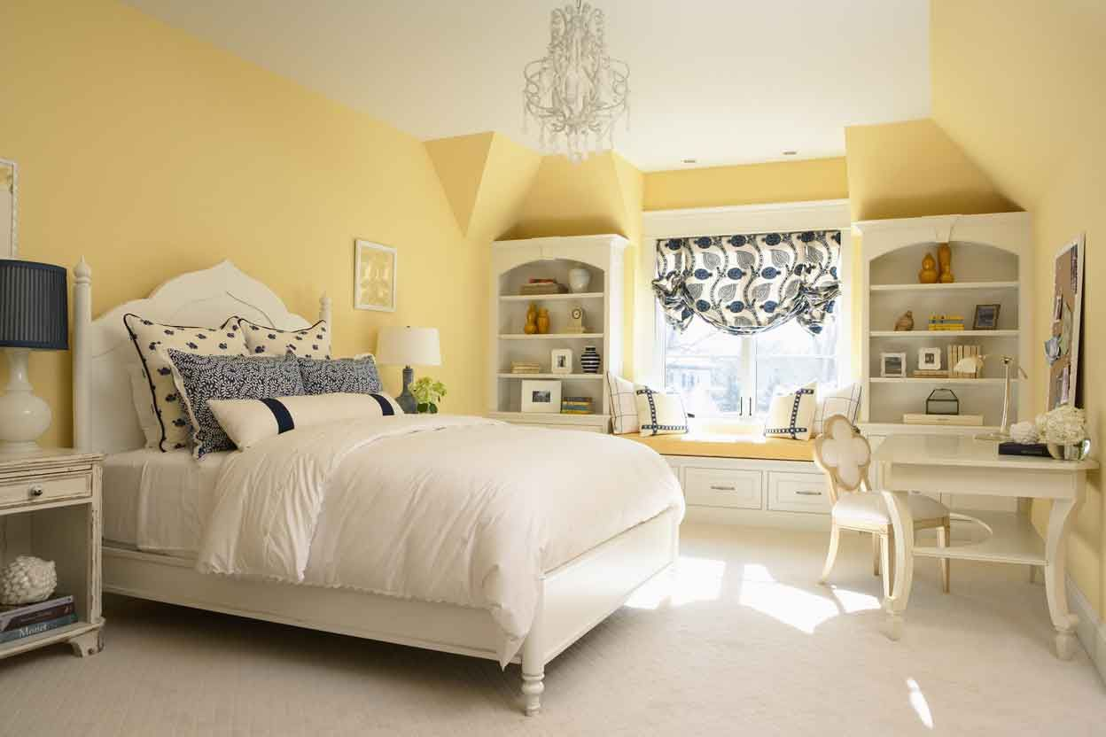 yellow bedroom Archives - The EasyPaint blog | Dream Home ...