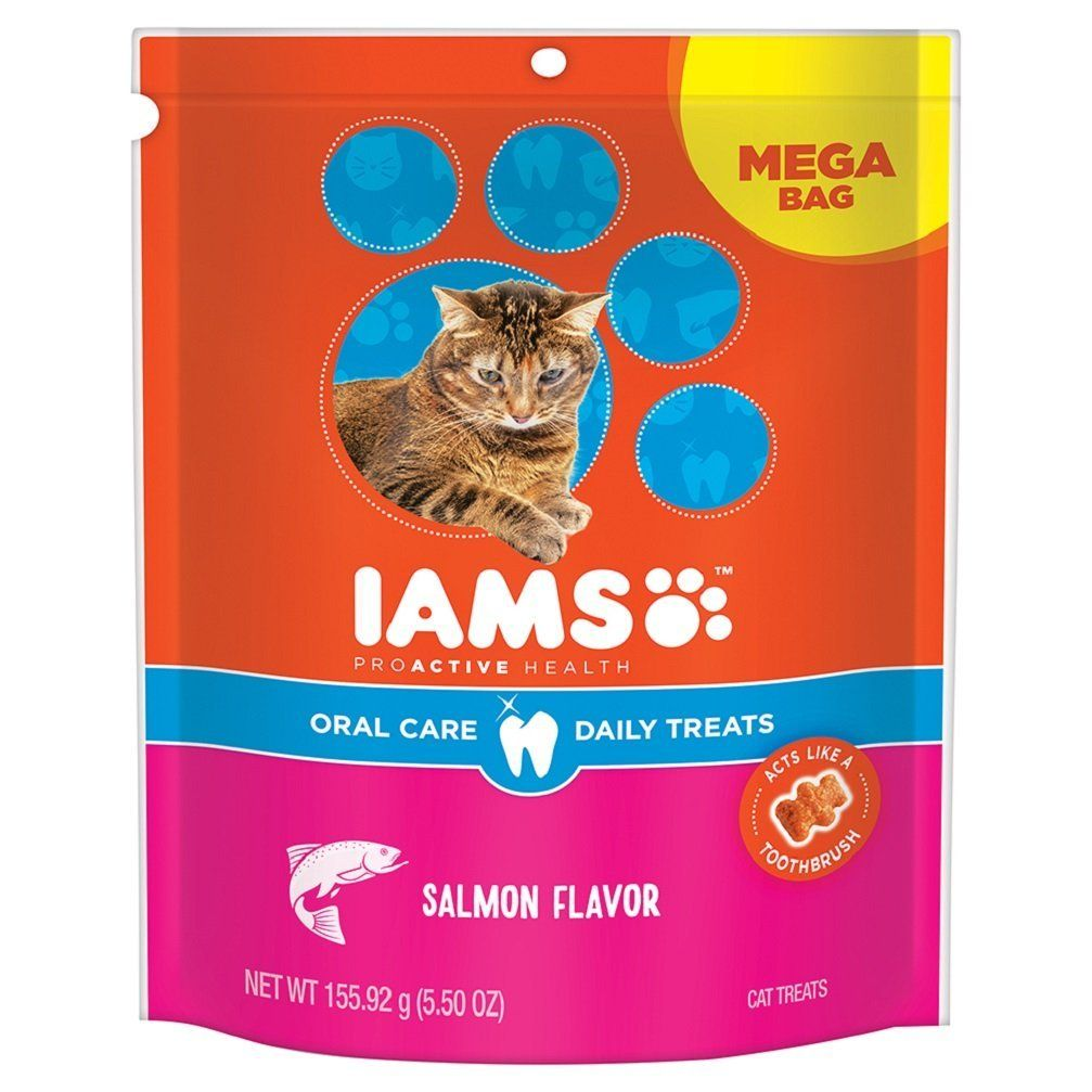 Iams proactive health daily cat treats continue to the