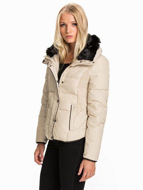 Vmalice Short Jacket A - Vero Moda - Beige - Jackets - Clothing ...