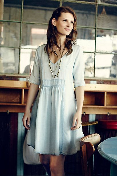 River Fade Dress | anthropologie