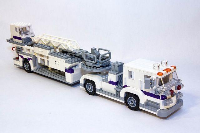 Lego tiller lego lego - Lego city camion police ...
