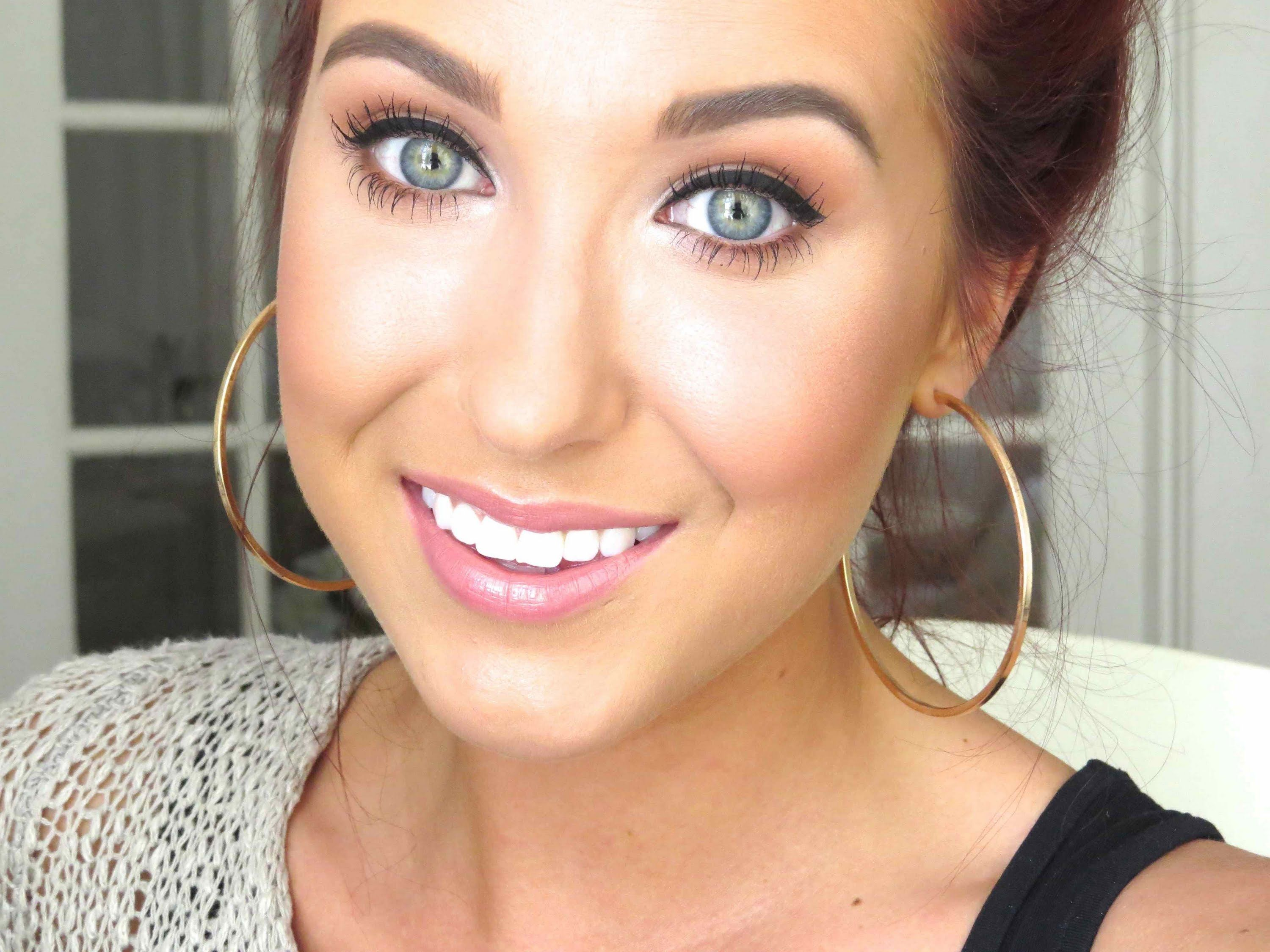 Foundation concealer routine hair makeup pinterest this is a great tutorial on how to apply foundation and concealer foundation concealer routine by jacklyn hill baditri Image collections