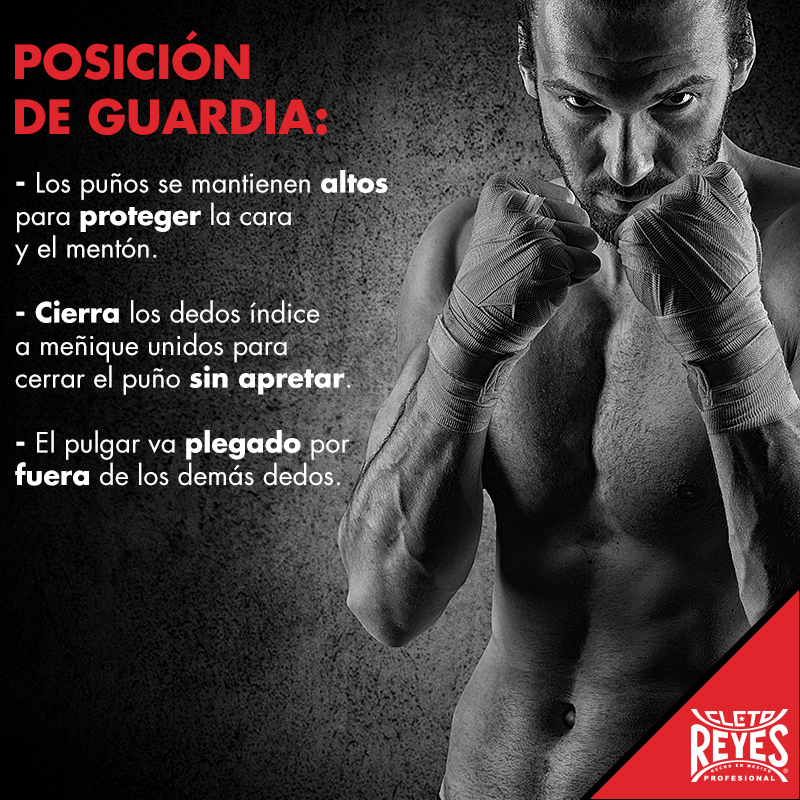 Sube Tu Guardia Campeón Box Boxing Cletoreyes Sports Trainning Golpes De Boxeo Entrenamiento De Boxeo Rutina De Boxeo