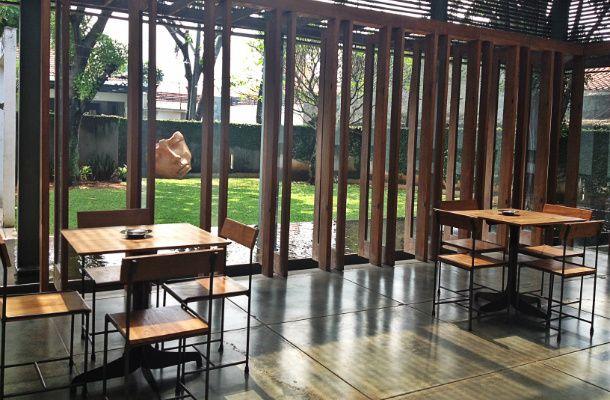 Dia Lo Gue Artspace Extension Renovation Pinterest