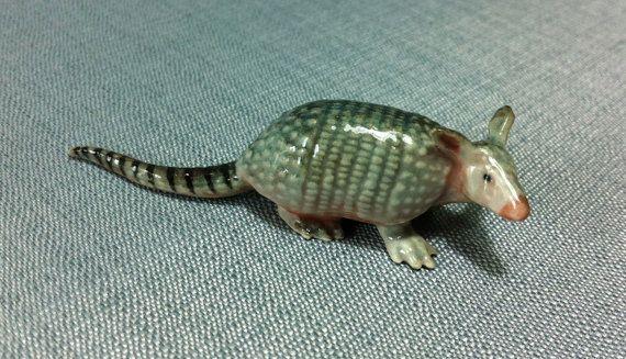 Armadillo Small Figurine