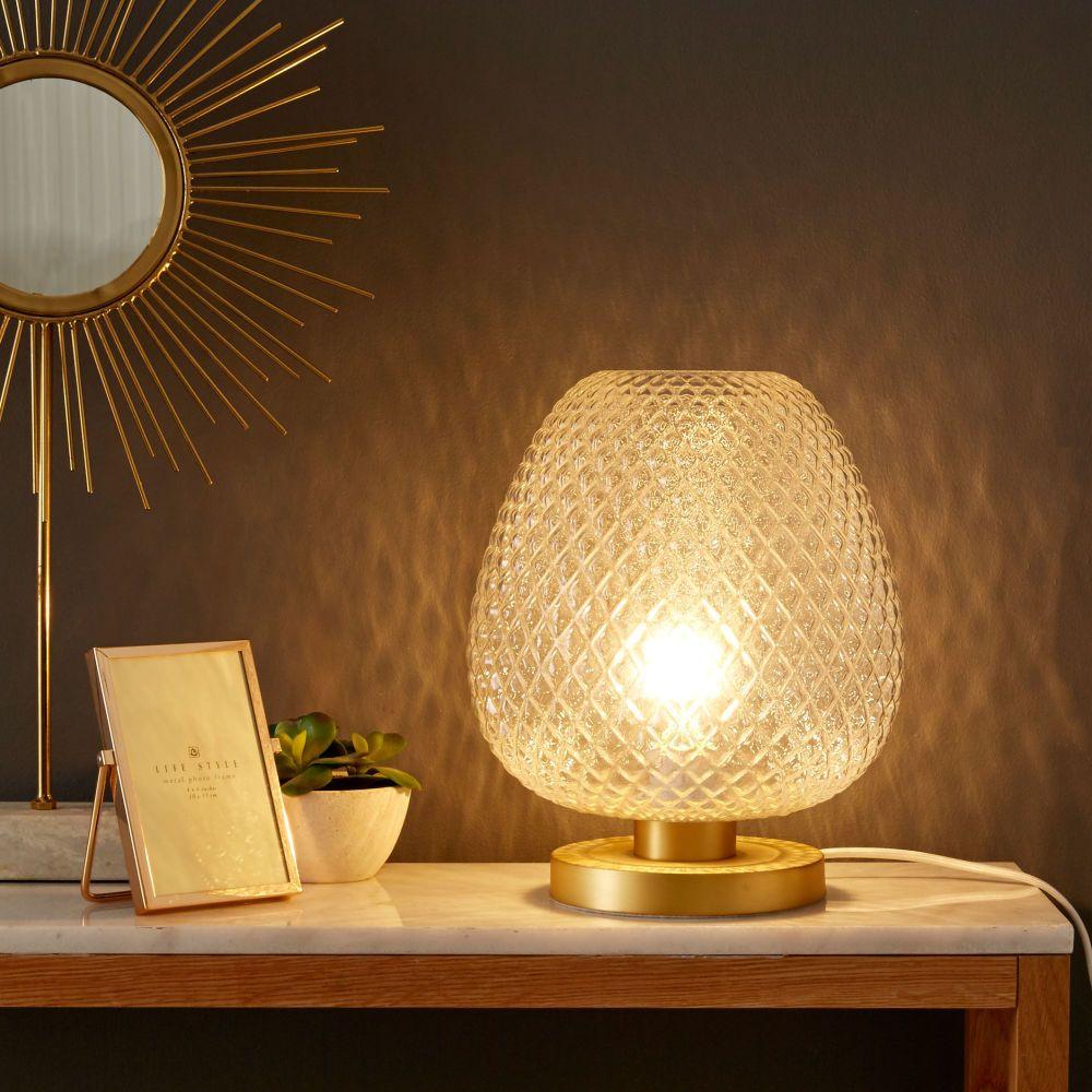 Lampes à poser | Lampe en verre, Lamp, Lampe à poser