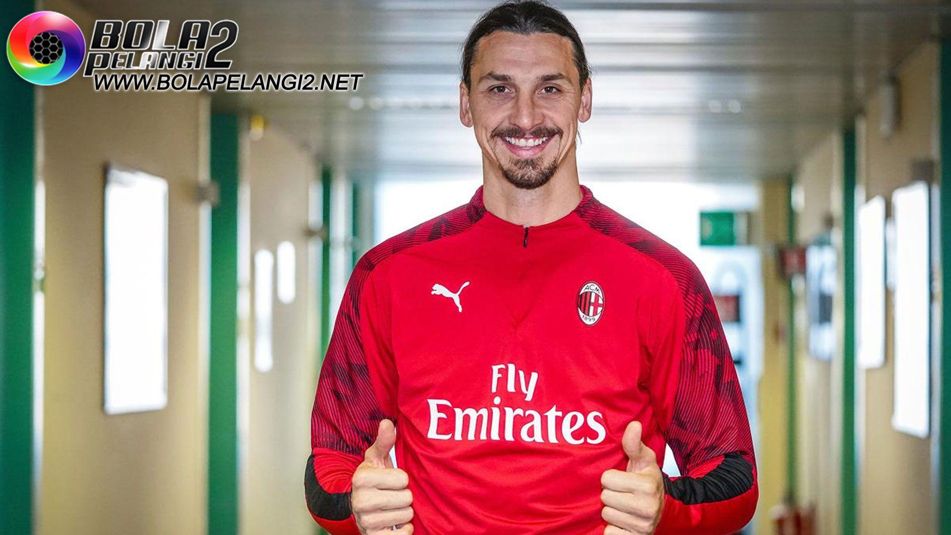 Milan Vs Sampdoria Ribuan Tiket Ludes Karena Ibrahimovic