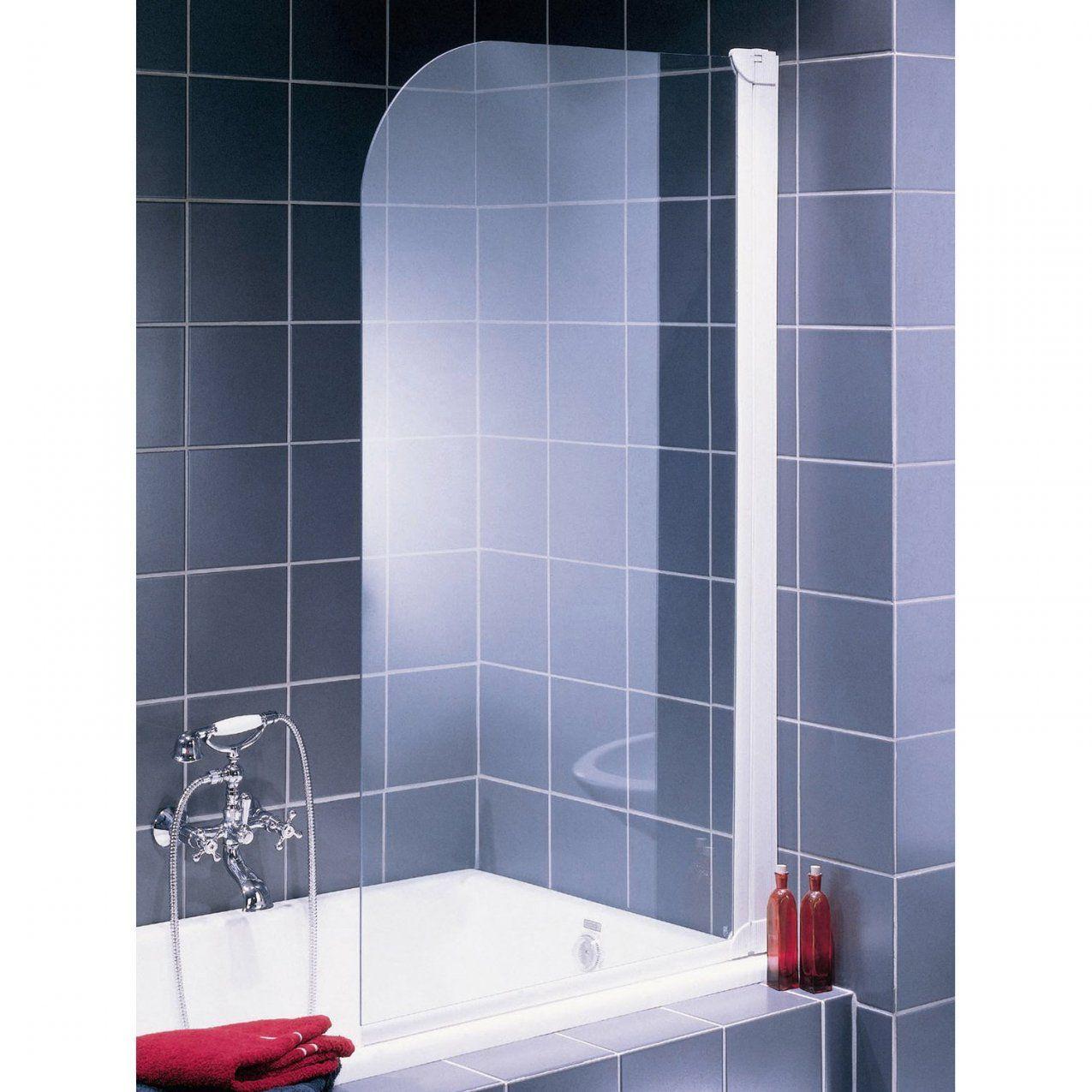 Duschwand Badewanne Mit Handtuchhalter Bathtub Bathroom