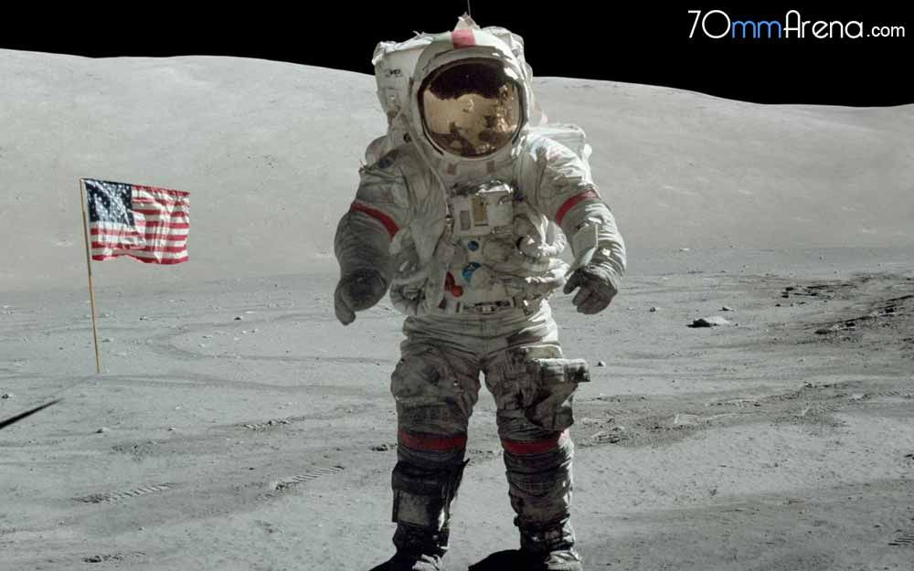 The Last Man On The Moon Reviews 70mm Arena Man On The Moon Eugene Cernan Last Man