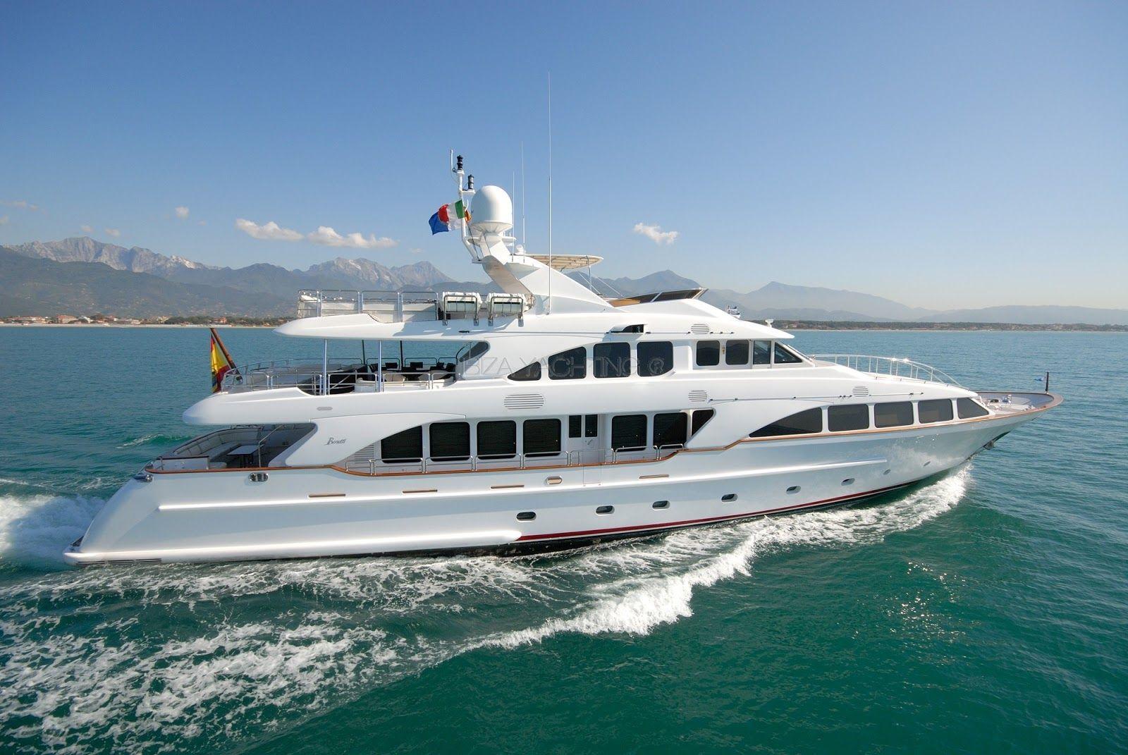 Alquiler barcos ibiza alquiler de yates en ibiza pinterest - Yates de lujo interior ...