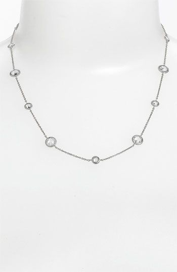 Nadri Station Necklace available at Nordstrom Wish List