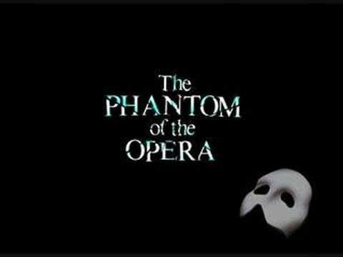 The Music Of The Night Michael Crawford Phantom Of The Opera