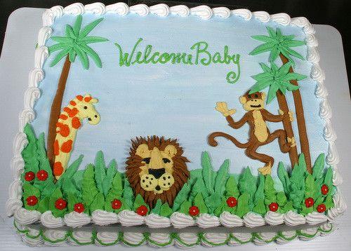 Lion Birthday Cake Design Birthday Cakes From Bakers Nook - Lion birthday cake design