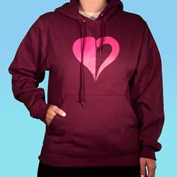 c053485a4c80 Hero of Heart God Tier Hoodie